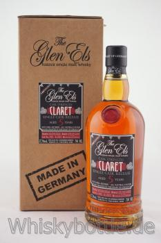 Glen Els Claret Single Cask Release 57,7% vol. 0,7l