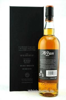 Arran 12 Jahre 2006 Master of Distilling II James Mac Taggart 51,8% vol. 0,7l