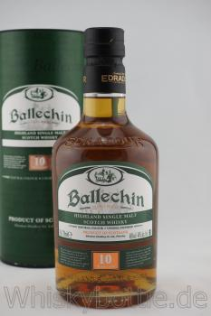 Ballechin 10 Haevily Peated 46,0% vol. 0,7l