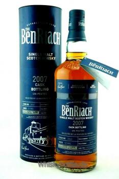 Benriach 12 Jahre 2007-2019 Sherry Butt 61,5% vol. 0,7l