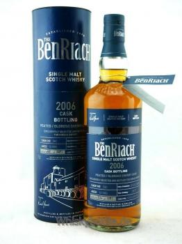 Benriach 13 Jahre 2006-2019 Sherry Butt 57,1% vol. 0,7l