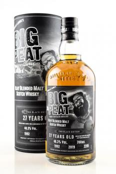 Big Peat 27 Jahre The Black Edition Douglas Laing 48,3%vol. 0,7l