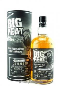"Big Peat 26 Jahre 1992-2018 ""The Platinum Edition"" 51,5% vol. 0,7l"