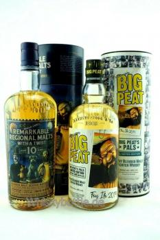 Big Peat Feis Ile 2019 Pals  & Remarkable Regional Malts with a Twist 10 Jahre Douglas Laing 1,4l