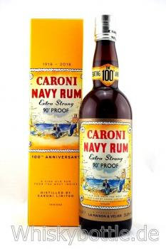Caroni Navy Rum 18 Jahre 90° Proof 100th Aniversary 51,4% vol. 0,7l