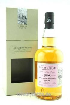 "Clynelish 23 Jahre 1995-2018 Wemyss ""Pork & Plum Terrine"""