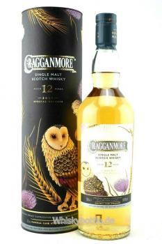 Cragganmore 12 Jahre Special Release 2019 Cask Strength 58,4% vol. 0,7l