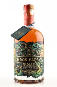 Don Papa Masskara 40% vol. 0,7l