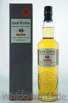 Glen Scotia 10 Jahre Peated 46,0% vol. 0,7l