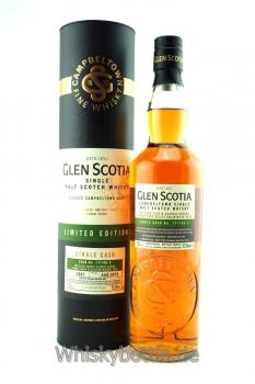 Glen Scotia 2007-2018 Bordeaux Red Wine Single Cask No.17/106-3  57,2% vol. 0.7l