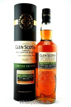 Glen Scotia 2008 Single Cask Selection Spring 2019