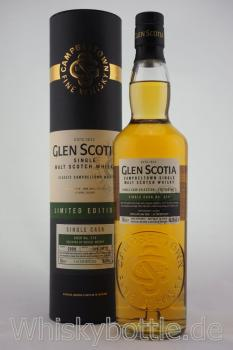 Glen Scotia 8 Jahre 2009-2018 Single Cask 214 Limited Edition 60,2% vol. 0,7l