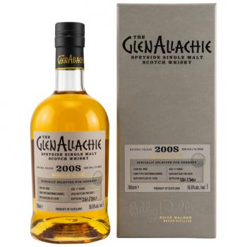 Glenallachie 11 Jahre 2008-2020 # 3600 Sauternes Single Cask 56,6% vol. 0,7l