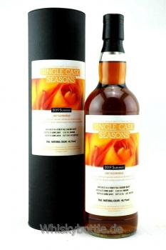 Glenburgie 12 Jahre 2007-2019 Single Cask Seasons Summer 2019 1st Fill Sherry Butt