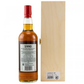 Glenfarclas 1990-2020 Edition 24. Robert Brown 46.0% 0,7l