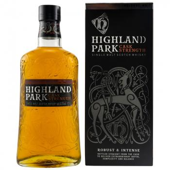 Highland Park Release No.1 Cask Strength 63,3% vol. 0,7l