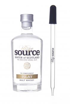 Uisge Source Islay Wasser 95 ml plus Gratispipette