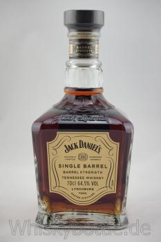 Jack Daniel`s Single Barrel - Barrel Strength 64,5% vol. 0,7l