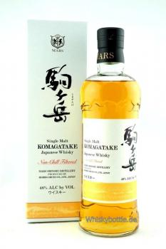 Komagatake Mars Limited Edition 2018 Japanese Whisky 48,0% vol. 0,7l