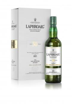Laphroaig 30 Jahre The Ian Hunter Story Book 2 Unique Character 48,2% vol. 0,7l