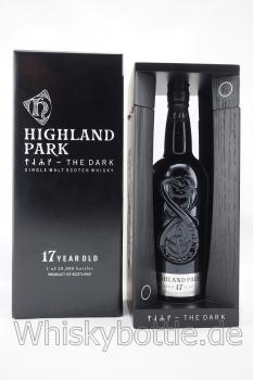 Highland Park The Dark 17 Jahre 52,9% vol. 0,7l