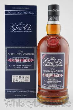 Glen Els The Distillery Edition - Sherry Cask 45,9% vol. 0,7l