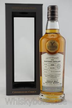 Dufftown 1999/2018 Gordon & MacPhail Connoisseurs Choice Cask Strength-New Range 54,5% vol. 0,7l