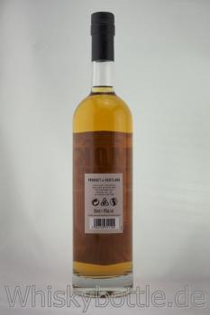 SmokeStack Heavily Peated Limited Edition Blended Malt 46,0% vol. 0,7l