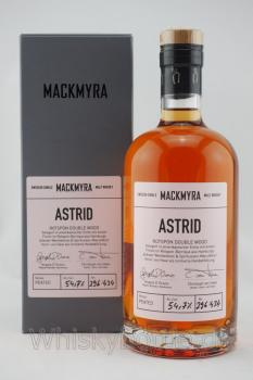 Mackmyra Astrid Rotspon Double Wood 54,7% vol. 0,5l