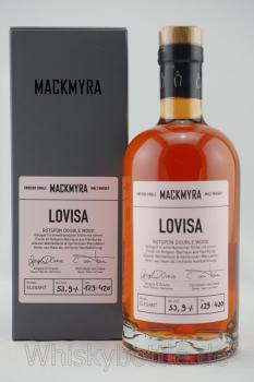 Mackmyra Lovisa Rotspon Double Wood 53,9% vol. 0,5l