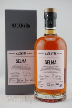Mackmyra Selma Rotspon Double Wood 53,9% vol.  0,5l