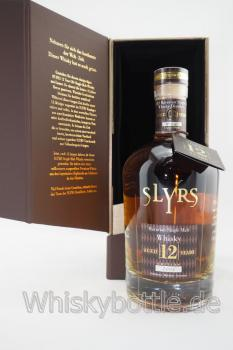 Slyrs 12 Jahre 2006-2018 Single Malt Whisky 43,0% vol.  0,7l