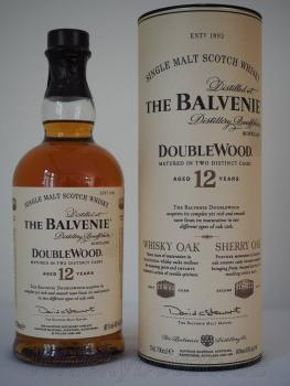 Balvenie Double Wood 12 Jahre 40.0% vol. 0,7l