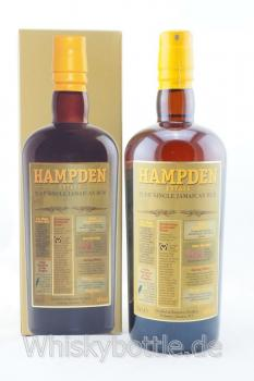 Hampden Estate Pure Single Jamaican Rum 46%vol. 0,7l
