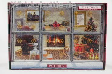 Whisky Weihnachtskalender -Vita Dulcis- Edition Basic Scotch 2019  0,48l