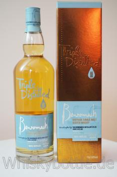 Benromach Triple Distilled 50,0% vol. 0,7l