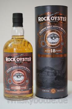 Rock Oyster 18 Jahre 46,8% vol. 0,7l