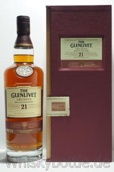 Glenlivet 21 Archive  43.0% vol. 0,7l