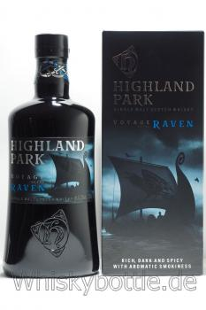 Highland Park Voyage of the Raven 41,3% vol. 0,7l