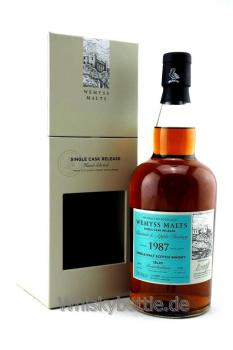 Bunnahabhain 30 Jahre 1987-2018 Wemyss Chestnut and Apple Chutney 46,0% vol. 0,7l