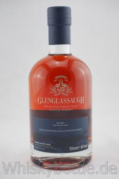 Glenglassaugh Peated Port Wood Finish 46,0% vol. 0,7l