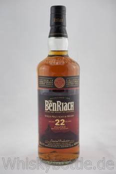 Benriach 22 Jahre Peated PX Finish 46.0% vol. 0,7l