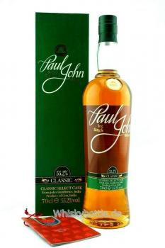 Paul John Classic Select Cask # 04 Indian Single Malt 55,2% vol. 0,7l