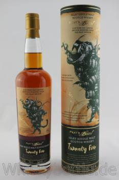 Peat's Beast 25 Years Old Single Malt 52,2% vol. 0,7l