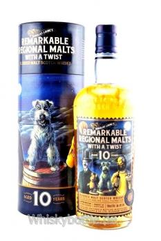 Remarkable Regional Malts with a Twist 10 Jahre Douglas Laing 48%vol. 0,7l