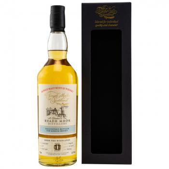 Ruadh Mhor 11 Jahre 2009-2020 The Single Malts of Scotland 63,9% vol.0,7l