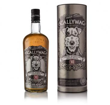 Scallywag 10 Jahre Jubiläumsedition Douglas Laing 46,0% vol. 0,7l