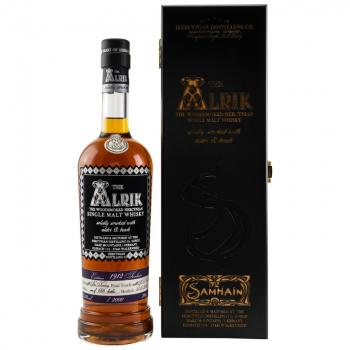 The Alrik Edition 1912 Samhain Hercynian Single Malt Whisky 61,3% vol. 0,7l