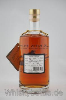 Whisky Säntis Malt Edition Alpstein XIV-Dolc de Mendoza Finish 48% vol. 0,5l