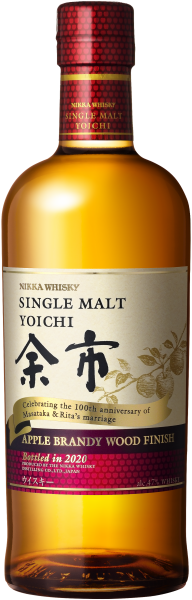 Nikka Yoichi Apple Brandy Wood Finish 47,0% vol. 0,7l